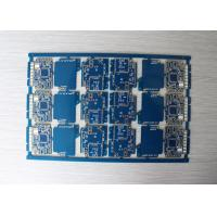 Buy cheap Multiple Layer CCTV Camera Circuit Board PCB FR4 1.6MM Thickness Support SMT DIP product