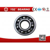 Buy cheap Hige Speed Low Noise Deep Groove Ball Bearing Single Row 6201ZZ / 2RS / OPEN from wholesalers