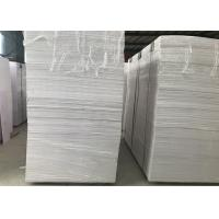 China High Strength White Pvc Display Board , Flame Resistant Foam BoardSmooth Surface on sale