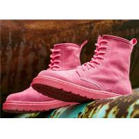 Buy cheap European and American fashion Ankle Length Boots full leather Martin boots for women product