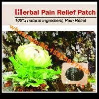 China herbal pain relief pad, pain relief patch wholesale