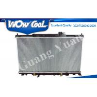 Buy cheap High Performance Honda Aluminum Radiator , 2002 2006 Honda Crv Radiator OEM 19010-PPA-51 product