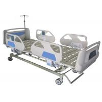 Buy cheap CE, ISO9001 ABS handrail ICU Hospital Electric Bed With Five Function (ALS-E506) product