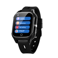 Buy cheap 4G WIFI GPS Smart Watch for Elderly seniors Geo-Fence Touch Screen Camera SOS Alarm Anti-Lost GPS Tracker product