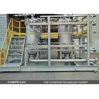 Quality Automatic Back Flushing Filter for high precision gas solid,solid liquid for sale