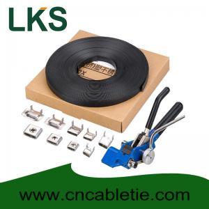 ПВК покрыл нержавеющую сталь соединяя 9.5кс1.2мм, 12.7кс1.2мм, 19кс1.2мм материальное СС304,316 с инструментом бумажной коробки и напряжения ЛКА