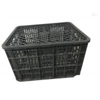 China Plastic Basket with lid/ injection mould / plastic parts wholesale