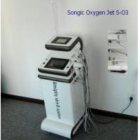 Deep Skin Cleaning Oxygen Facial Machine anti-aging For salon