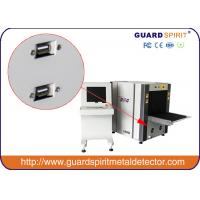 Buy cheap X Ray Security Inspection System / Cargo X Ray Machine With Dangerous Alarm product