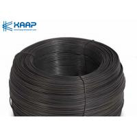 China Q195 Steel Binding Wire Coil  Annealed Heating Treatment Easy Handle For Mesh Panel on sale
