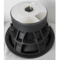 """China 4"""" 8 Layers flat CCAW Voice Coil Competition Car Subwoofers Tripple magnets wholesale"""