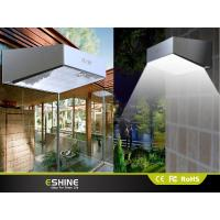 Buy cheap High Power 350 Lumen Outdoor Solar Security Lights , Cool White / Warm White product