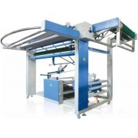 Buy cheap Knitted Fabric Textile Finishing Machine 4.5KW Power 2200 - 2600mm Working Width product