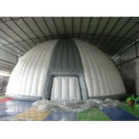 China FR Rip Stop Nylon Event Inflatable Tent , Advertising Inflatable Dome Tent wholesale