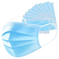 Buy cheap Anti Virus ASTM Disposable 3 Layer Individual Mask product
