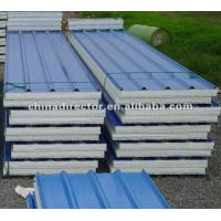 Buy cheap Metal EPS Sandwich Roof Panel and Wall Panel Polystyrene sandwich panel product