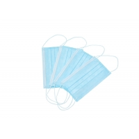 Buy cheap Disposable 3 Ply Epidemic Prevention Anti Dust Earloop Mask product