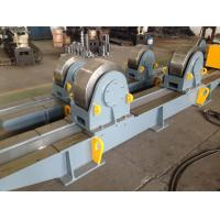 Buy cheap Automatic Pipe Welding Turning Rolls Tanks Rotator Double Motorized For Storage Vessels product
