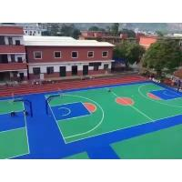Buy cheap 7 Layers PU Resins Outdoor Tennis Court Surfaces Durable High Ductility product