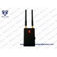 Buy cheap 100 Meters Car Remote Control Jammer Portable High Power 315MHz 433MHz product