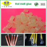 Buy cheap Light Yellow EVA Hot Melt Packaging Adhesive for Beverage Packing , Food Grade product