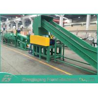 Buy cheap Customized Colors PET Plastic Recycling Line For Medical Bottle / Syringe product