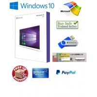 Buy cheap Global Language Windows 10 Retail License , Windows 10 Pro OEM Product Key product