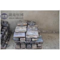 Buy cheap Magnesium Neodymium MgNd alloy improve elongation strength ,proof strength ,t from wholesalers