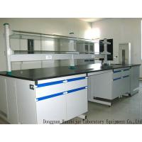 Buy cheap Steel Wood Structure Lab Furniture From China Manufactory product
