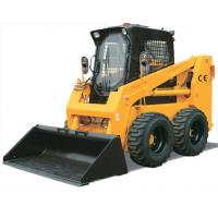 Buy cheap China WY75S 1050kg 0.5m3 Bobcat type quick hitch skid steer  loader product