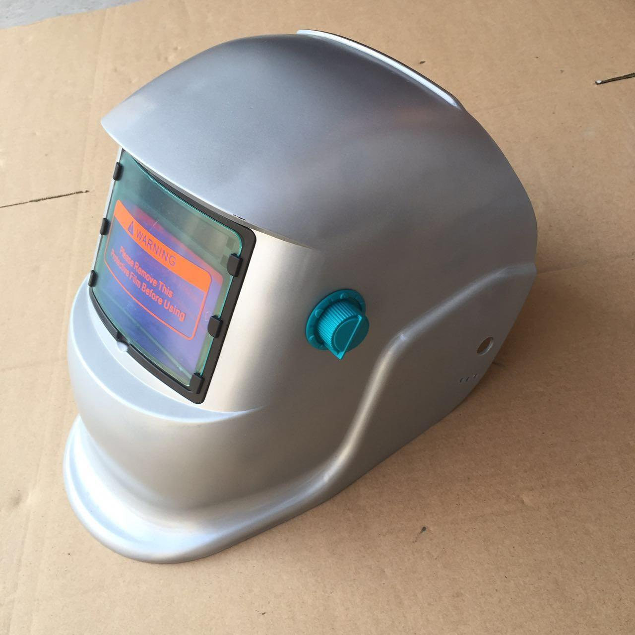 Buy cheap Customized Auto Darkening Welding Material Welding Helmet Consumables Mask product