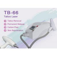 Buy cheap Q Switch ND YAG Laser / Tattoo Removal Machine 1064 Nd Yag 532 Tattoo Removal from wholesalers