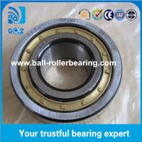 Buy cheap Cylindrical High Speed Roller Bearings Stainless Steel NU2307 Wearproof product