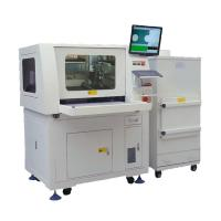 Buy cheap 1.5KW CNC Router Machine , PCB CNC Router Vertical And Horizontal Filtration product