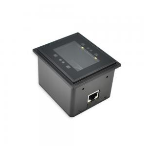 Buy cheap Fixed mount barcode and qr code scanner data matrix micro USB barcode scanning module for ATM self service kiosks product