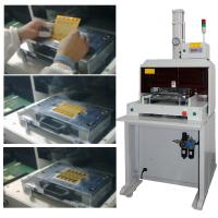 Buy cheap Pneumatic PCB / FPC Punch Machine CWPE from wholesalers