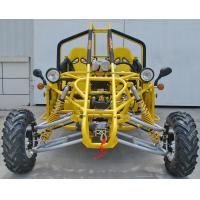 Buy cheap 1000CC Extra Large Size Go Kart Buggy With Shaft Drive Front / Rear Disc Brake product