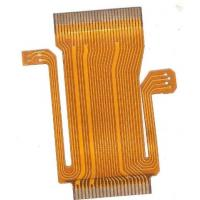 Buy cheap 2Layer Flexible PCB/FPC/ FPCB Cable manufacturer and  Customized FPCB manufacturer and FPCB Assembly product