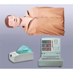 Buy cheap Advanced half-body human analogue for CPR,half-body human analogue product