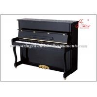 Buy cheap Black Polished Keyboard Musical Instrument 88 Key Upright Acoustic Silent Piano product