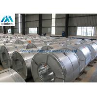 Buy cheap Explosion Proof Iron Steel Galvalume Coil Galvanized Plain Sheet Mini Spangle product