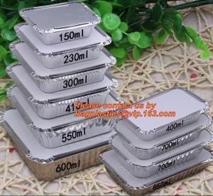 Buy cheap disposable aluminium foil bowl food containers, Disposable Round Aluminum Foil Bowl & Food Container, aluminum foil baki product