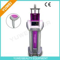 Buy cheap 2000W Beauty Salon 808nm Diode Laser Hair Removal Machine 10-120j / cm2 product