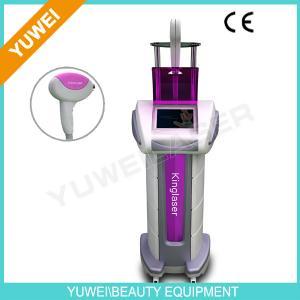 China 2000W Beauty Salon 808nm Diode Laser Hair Removal Machine 10-120j / cm2 wholesale