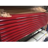 China Lightweight Corrugated Sheet Metal Panels , Galvanised Roofing Sheets on sale