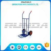Buy cheap Steel Body Heavy Duty Dollies Hand Trucks Welded Construction 200KG Load Capacity product