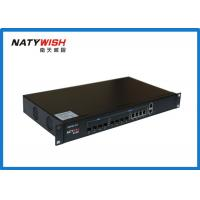 3.5kg 108Gbps OLT Optical Line Termination High Capacity For FTTX Network Solution