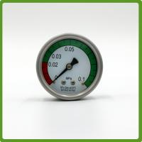 Quality sf6 density meter pressure meter pressure gauge with electric contact for sale