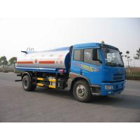 Buy cheap 12000L Small Oil Tanker Truck for Transport Chemical Liquid 4x2 12m3 product
