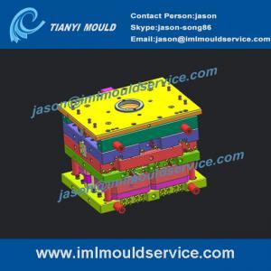 Buy cheap 4 cavities plastics thin wall mould companies, offer plastic thin wall injection mould product